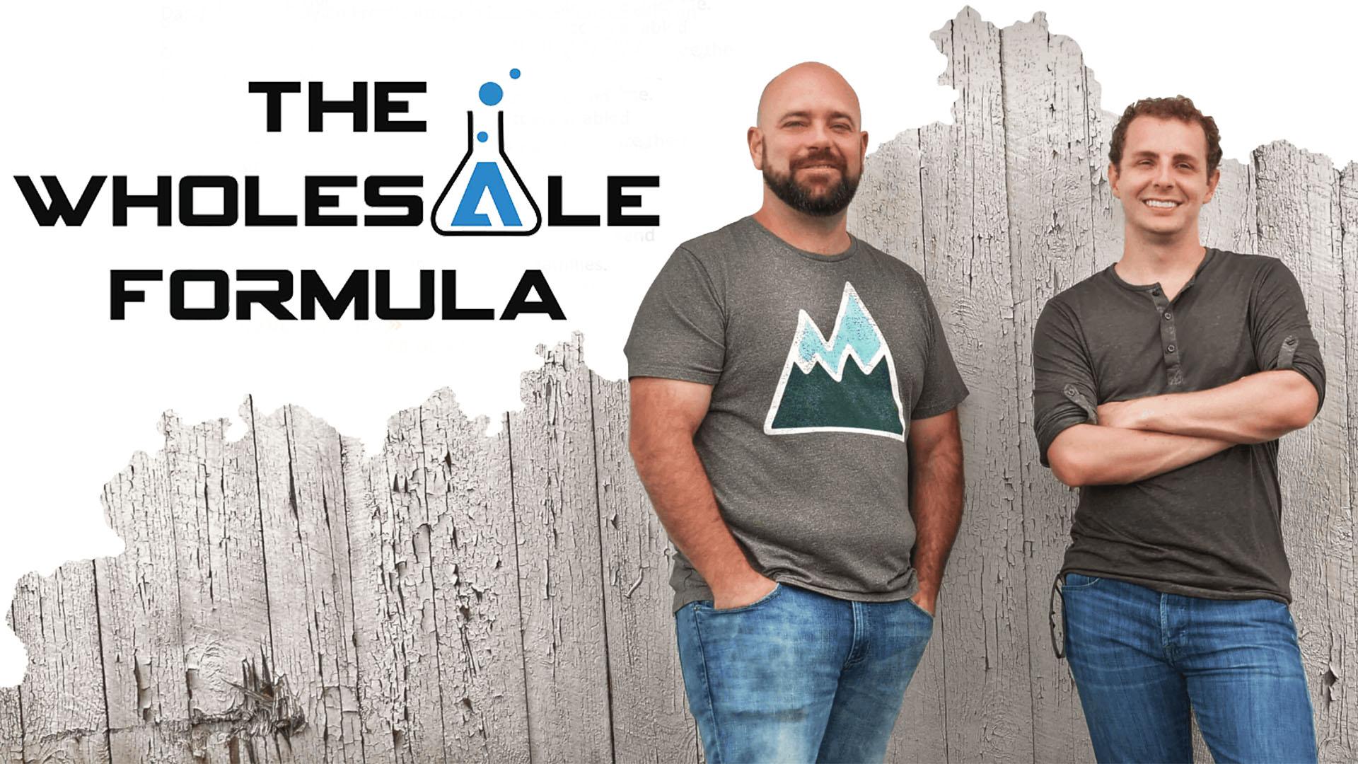The Wholesale Formula