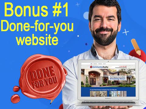 built for you website